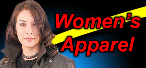 Women's Apparel by Jamin Leather